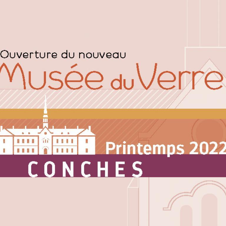 Un nouveau musée du verre en 2022 !