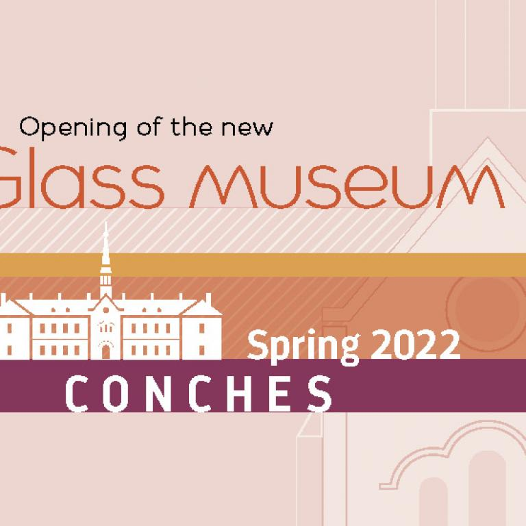 A new Glass museum in 2022 !