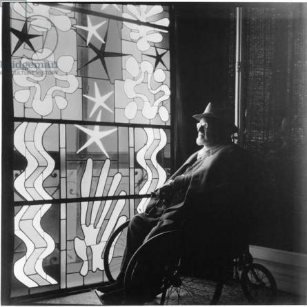 Matisse - Le tailleur de lumière