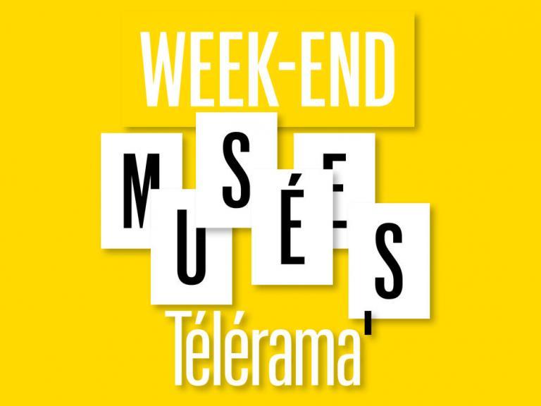 Week-end Musées Télérama