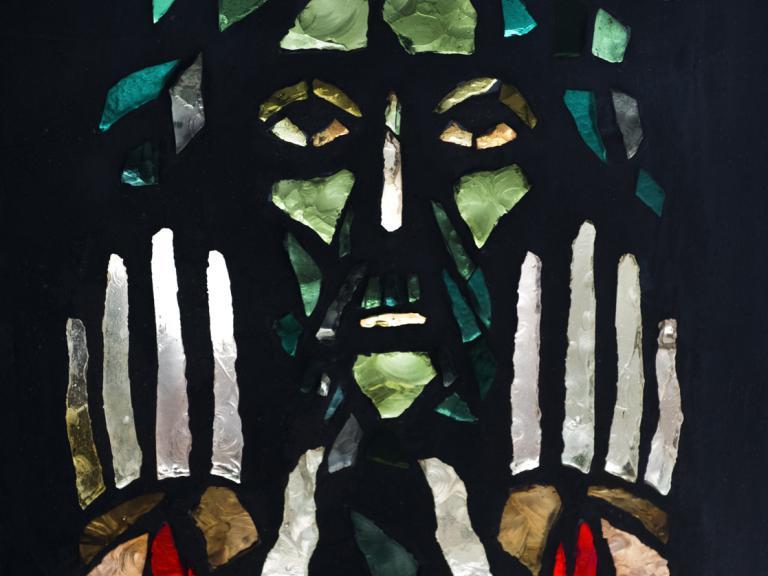 Christ aux mains stigmatisées