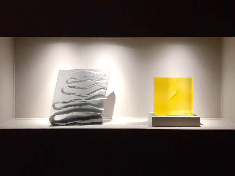 Exposition verre contemporain slovaque - Vidéo